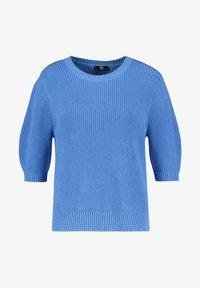 RIANI - Basic T-shirt - blau - 0