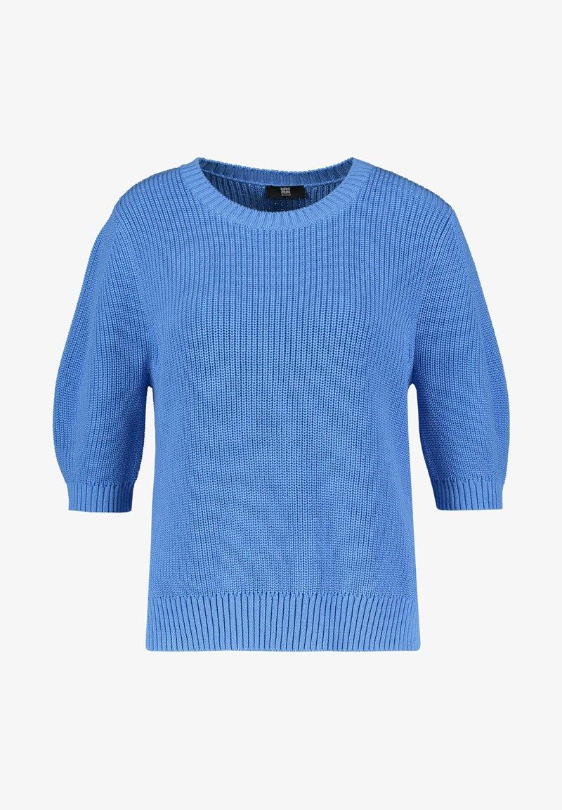 RIANI - Basic T-shirt - blau