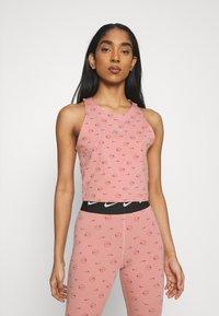 Nike Sportswear - TANK - Top - rust pink/canyon rust - 0