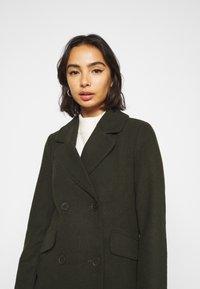 ONLY Petite - ONLLOUIE LIFE COAT - Zimní kabát - rosin - 3