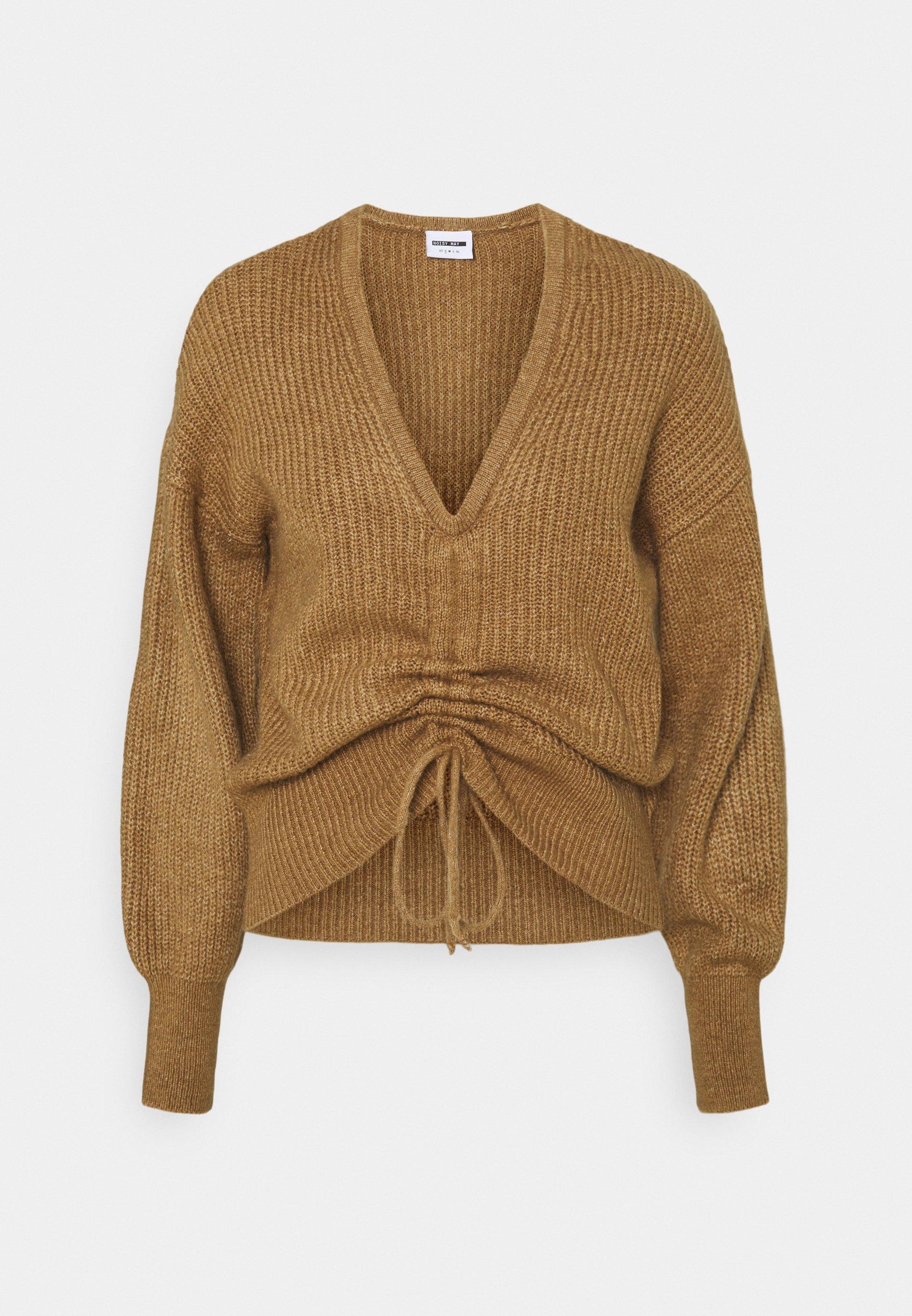 Femme NMGITTE ROUCHING - Pullover