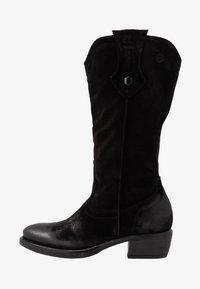 Tamaris - BOOTS - Cowboystøvler - black - 0