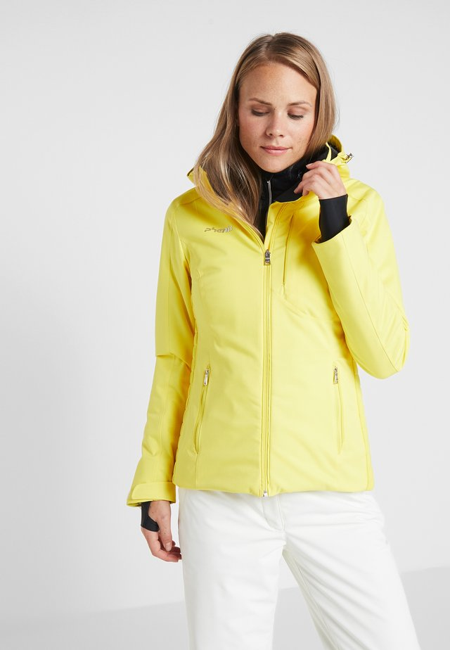MAIKO  - Ski jacket - light yellow