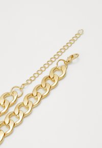 Urban Classics - BIG CHAIN NECKLACE - Collana - gold-coloured - 1