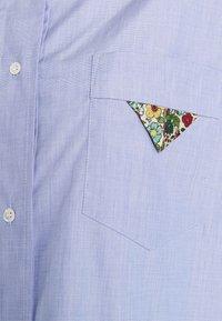 sandro - Button-down blouse - bleu ciel - 7