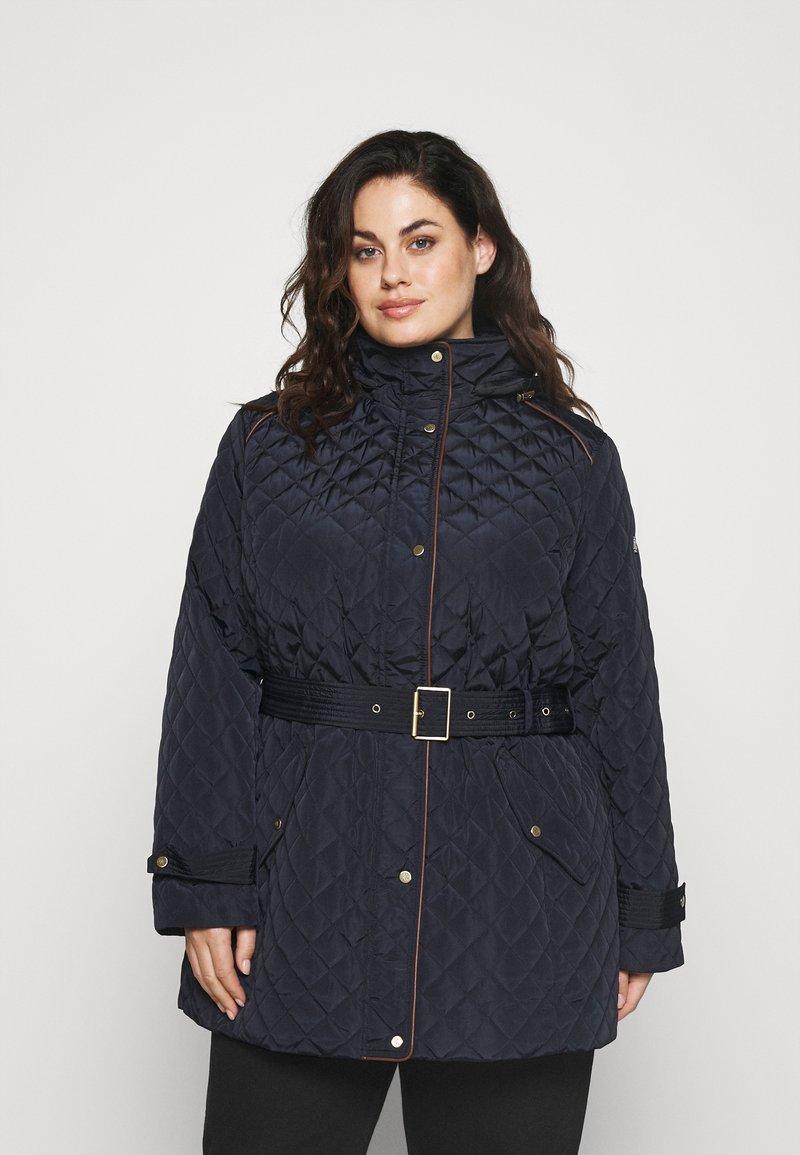 Lauren Ralph Lauren Woman - INSULATED COAT - Winter coat - dark navy