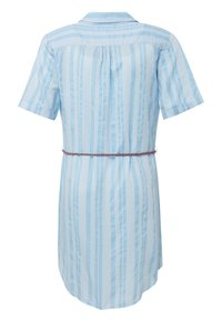 TOM TAILOR - Shirt dress - light blue - 1