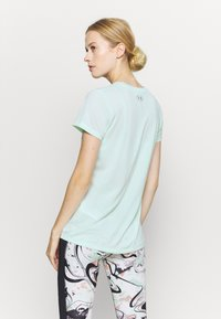 Under Armour - TECH TWIST - Camiseta de deporte - seaglass blue - 2