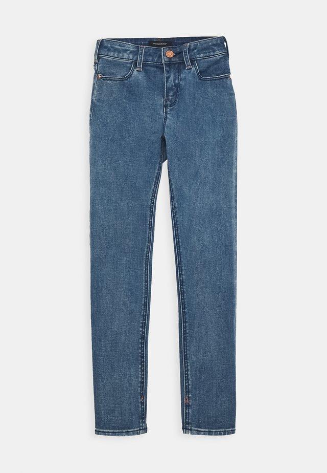 LA CHARMANTE - Jeans Skinny - new blauw mid