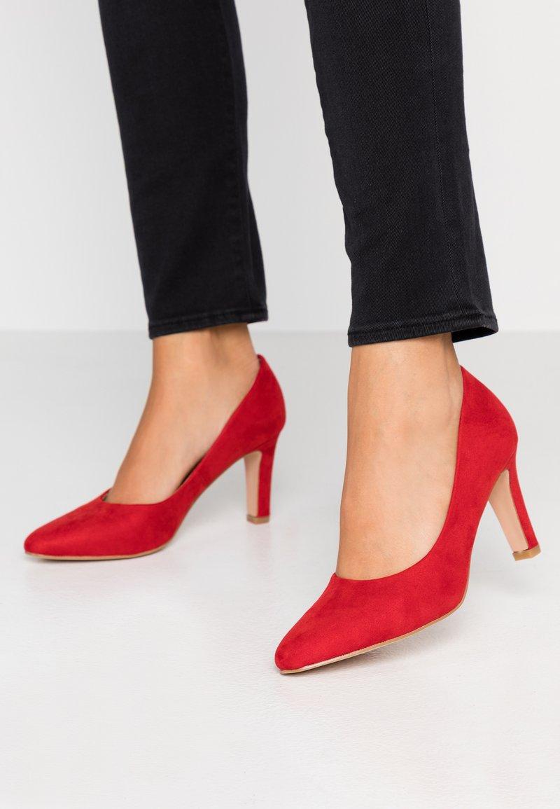 Anna Field - Escarpins - red