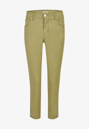 ORNELLA DECOR - Slim fit jeans - khaki