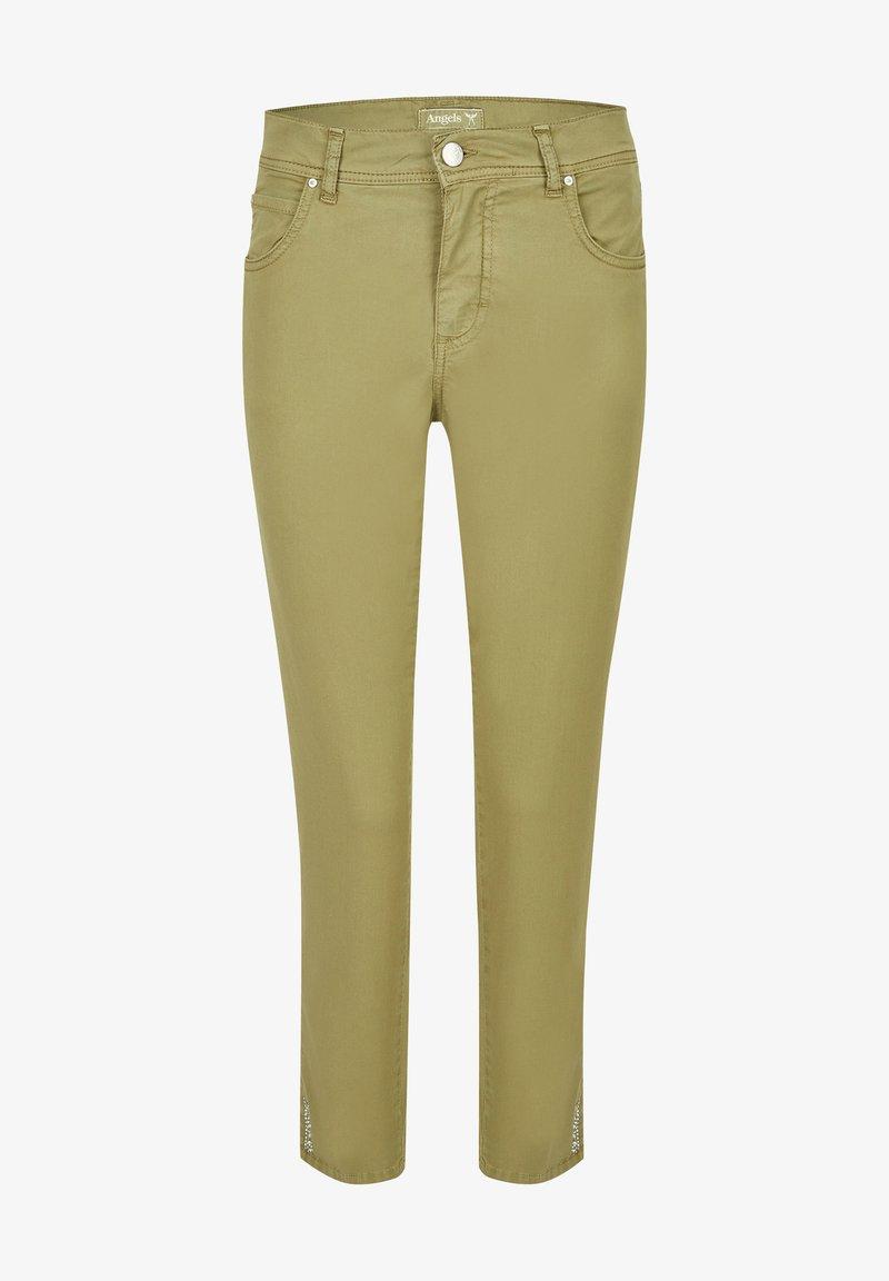 Angels - ORNELLA DECOR - Slim fit jeans - khaki