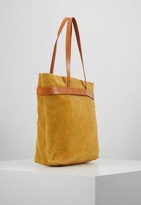 Liebeskind Berlin - Tote bag - tawny yellow - 3