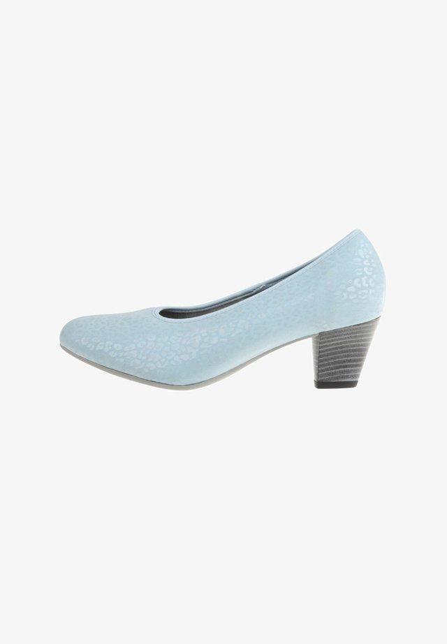 ALICE - Classic heels - hellblau