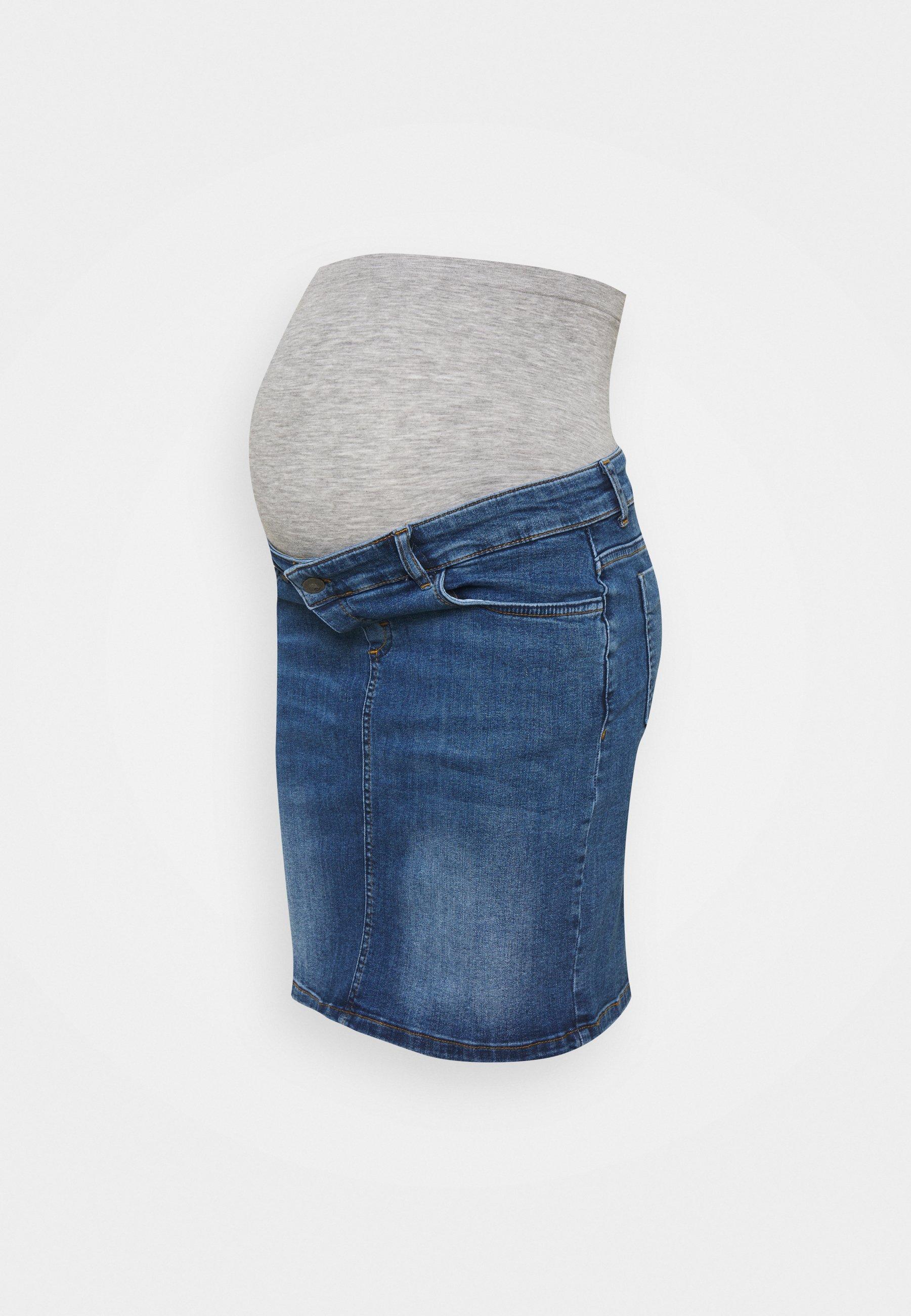 Mujer MLSAVANNA ORGANIC SKIRT - Minifalda
