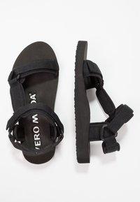 Vero Moda - VMMARBLE - Sandales de randonnée - black - 3