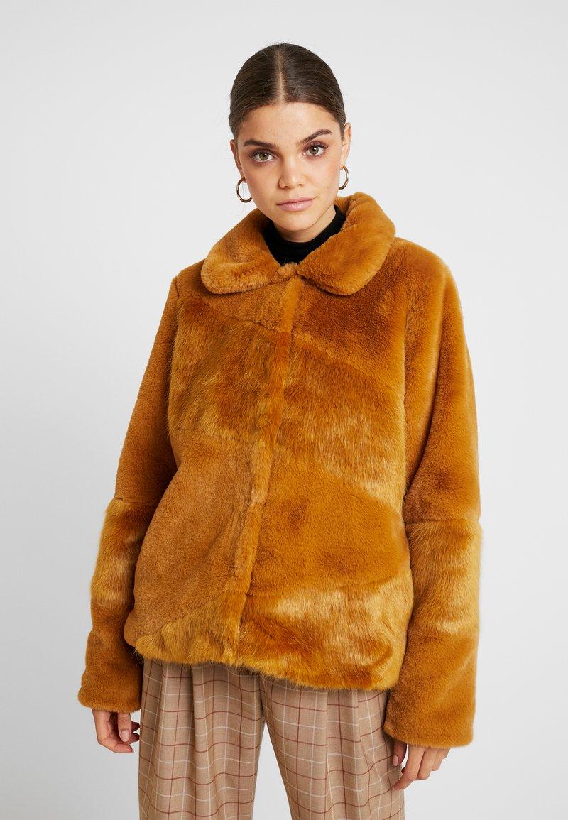 Object - Manteau classique - buckthorn brown