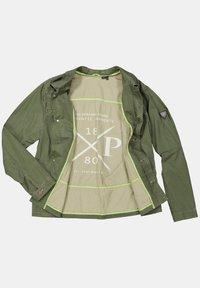 JP1880 - Denim jacket - khaki - 5