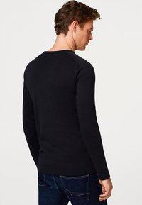 Esprit - BASIC - Long sleeved top - black - 2