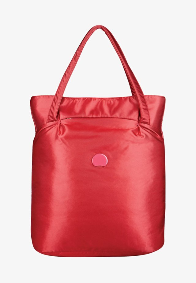 FOR ONCE  - Tote bag - red