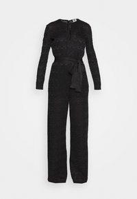 M Missoni - LONG OVERALLS - Jumpsuit - black - 6