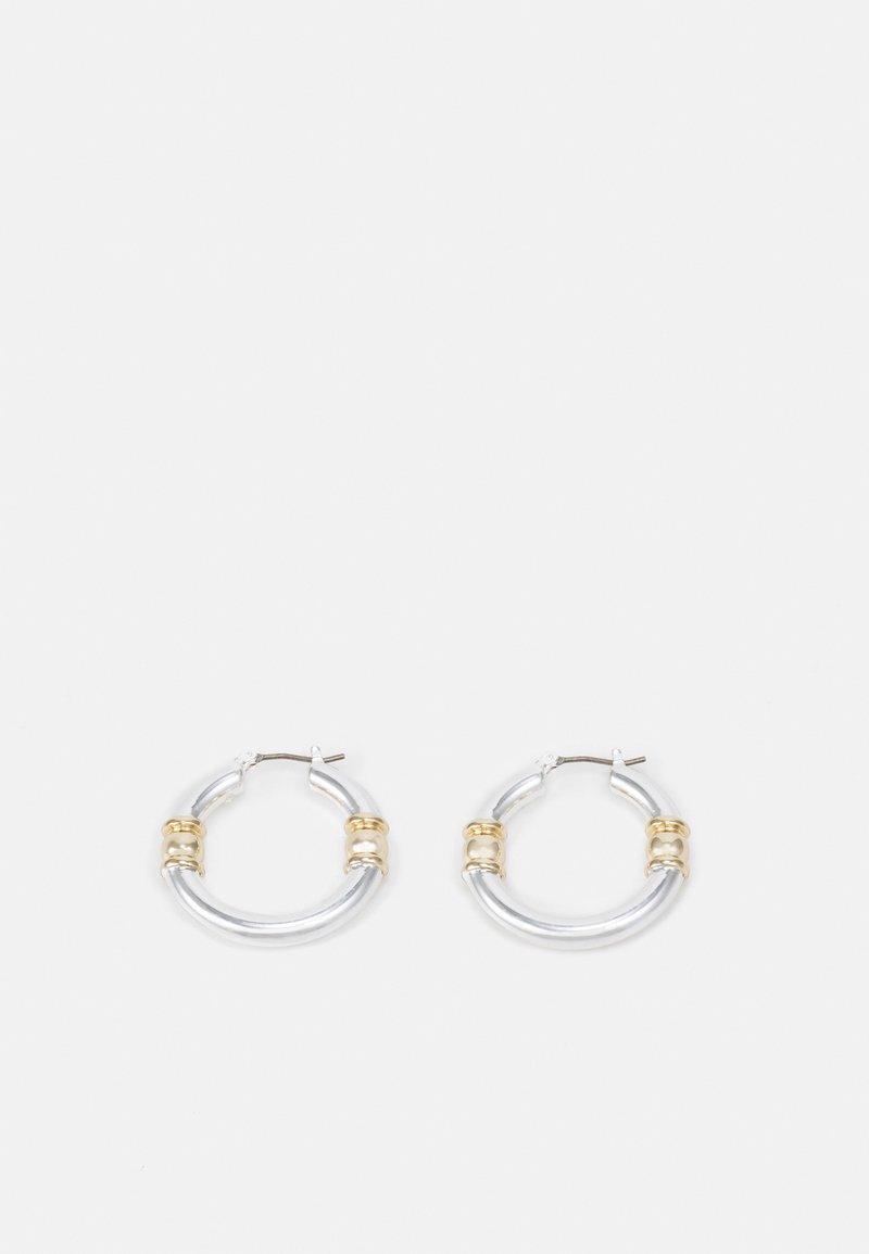 Lauren Ralph Lauren - HOOP - Earrings - two tone