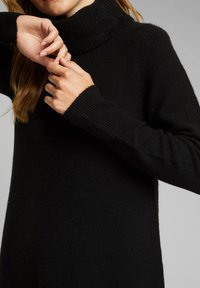 Esprit - Jumper dress - black - 3