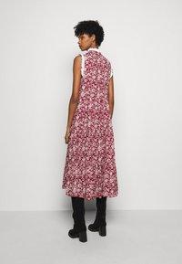See by Chloé - Denní šaty - red/white - 2