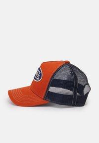 Von Dutch - UNISEX - Cap - brown/navy - 2