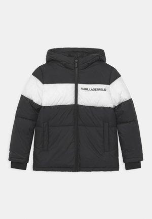 PUFFER UNISEX - Winter jacket - black