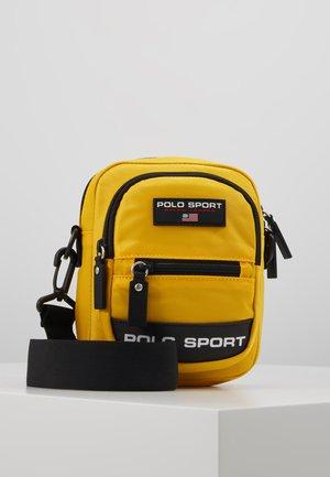 CROSSBODY - Schoudertas - yellow