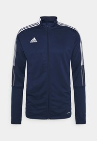adidas Performance - TIRO  - Training jacket - navy blue - 0