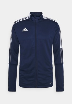 TIRO  - Training jacket - navy blue