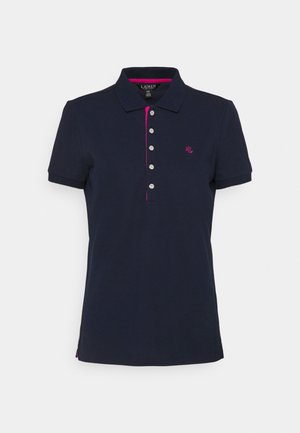 ATHLEISURE  - Polo shirt - french navy