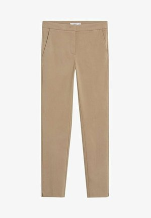 COLA - Pantalon classique - písková