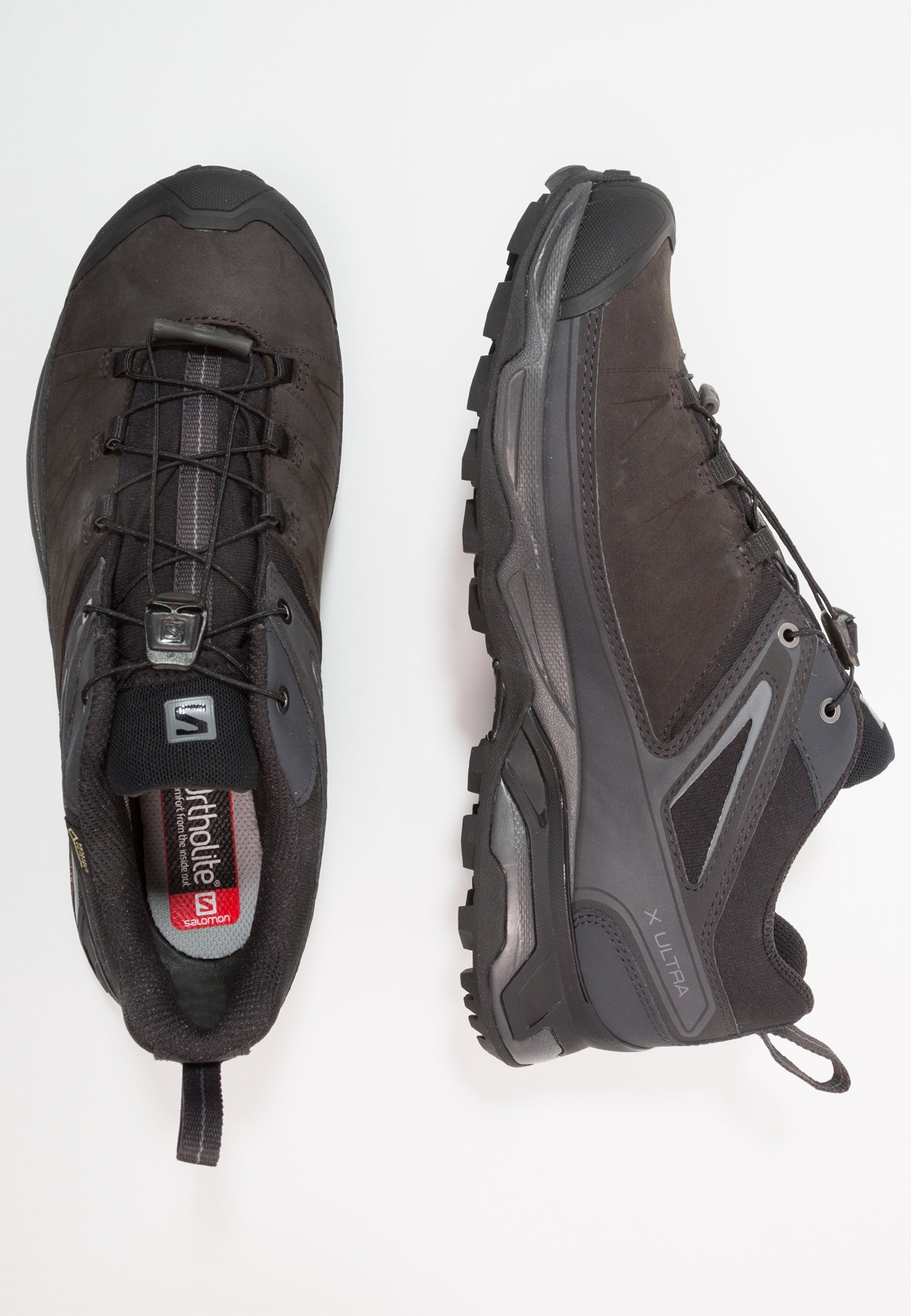 Salomon X ULTRA 3 GTX Fjellsko blackmagnetquiet shade