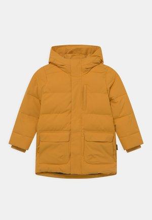 TIGER EYE UNISEX - Winterjas - golden yellow