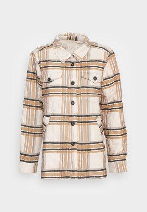 ELFAN - Light jacket - neutral check