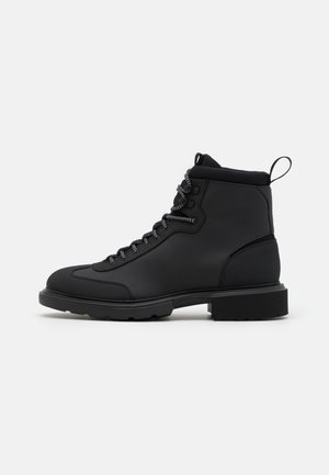 DART - Lace-up ankle boots - black