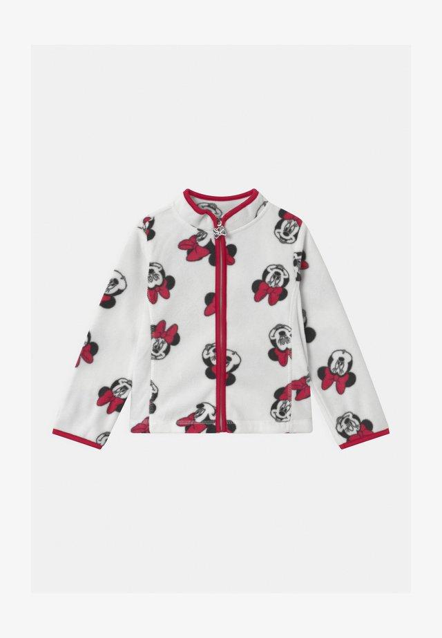 MINNIE  - Fleecová bunda - marshmallow