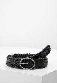 LASCANA - Braided belt - black - 0