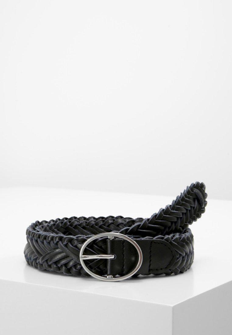 LASCANA - Braided belt - black