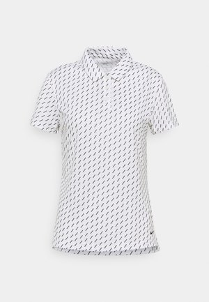 DRY FIT VICTORY  - Polo shirt - white/black