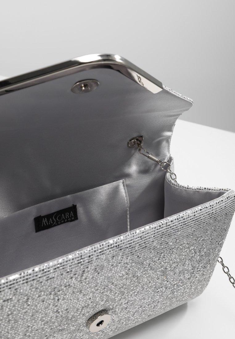 Mascara Clutch - silver/sølv IOELK223gi4NXnE