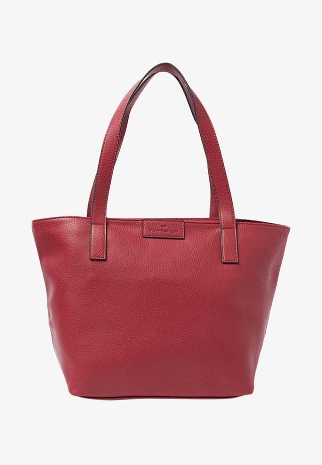 MIRI ZIP  - Tote bag - purple