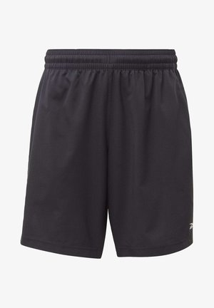 LES MILLS® 9-INCH SHORTS - Szorty - black