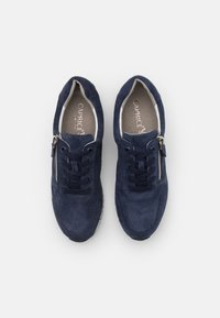 Caprice - WOMS LACE-UP - Trainers - ocean - 5