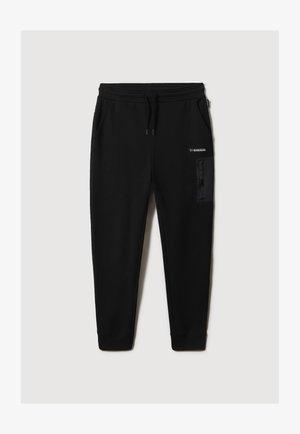 MAMIX - Pantaloni sportivi - black