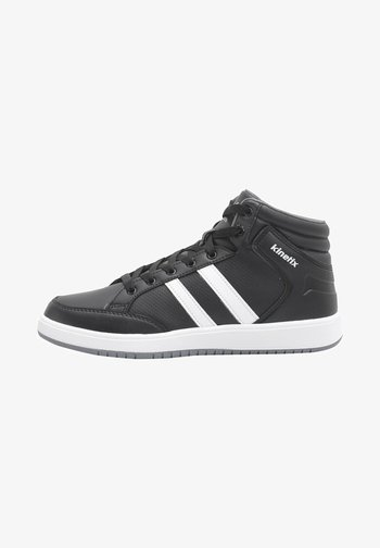 HI KORT - High-top trainers - black