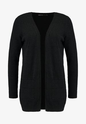 ONLLESLY L/S  NOOS - Kofta - black